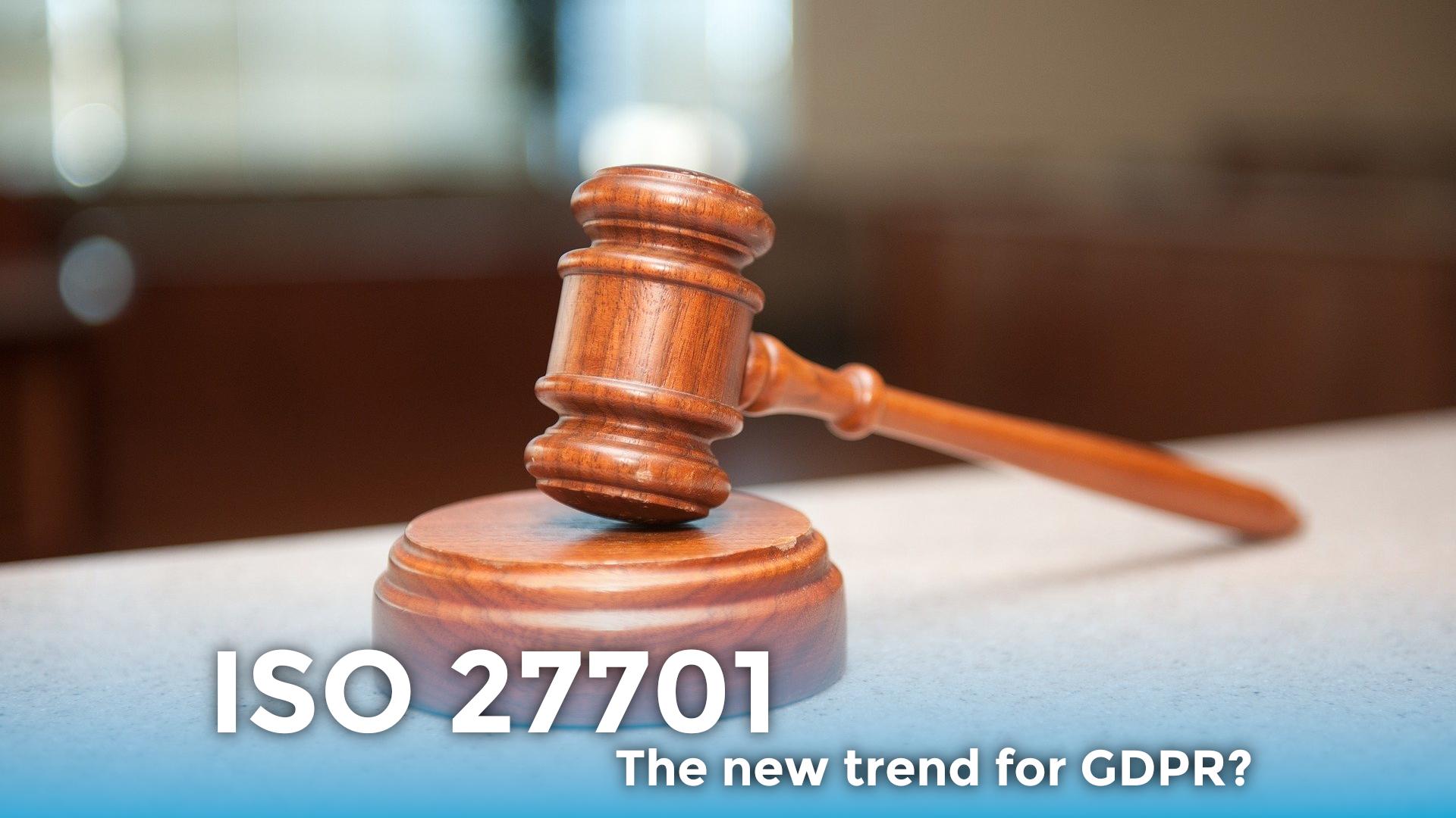 ISO 27701 GDPR