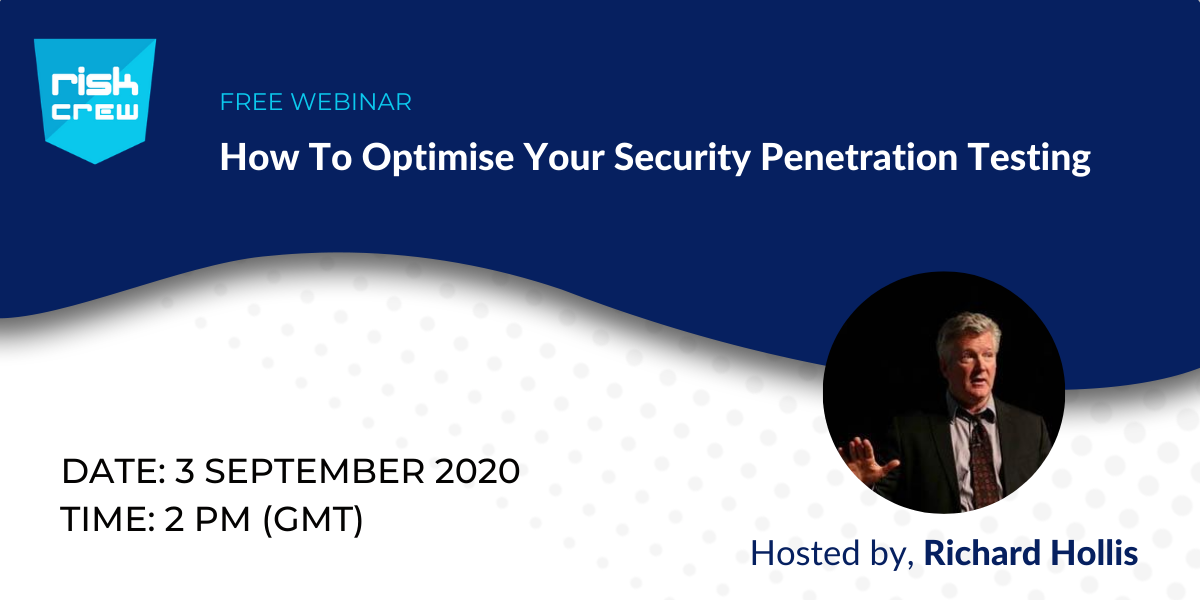 How to optimise your security penetration testing