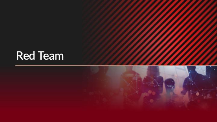 red team test