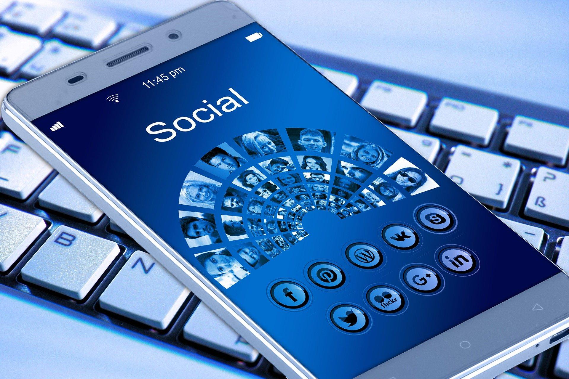 Social profiles leaked